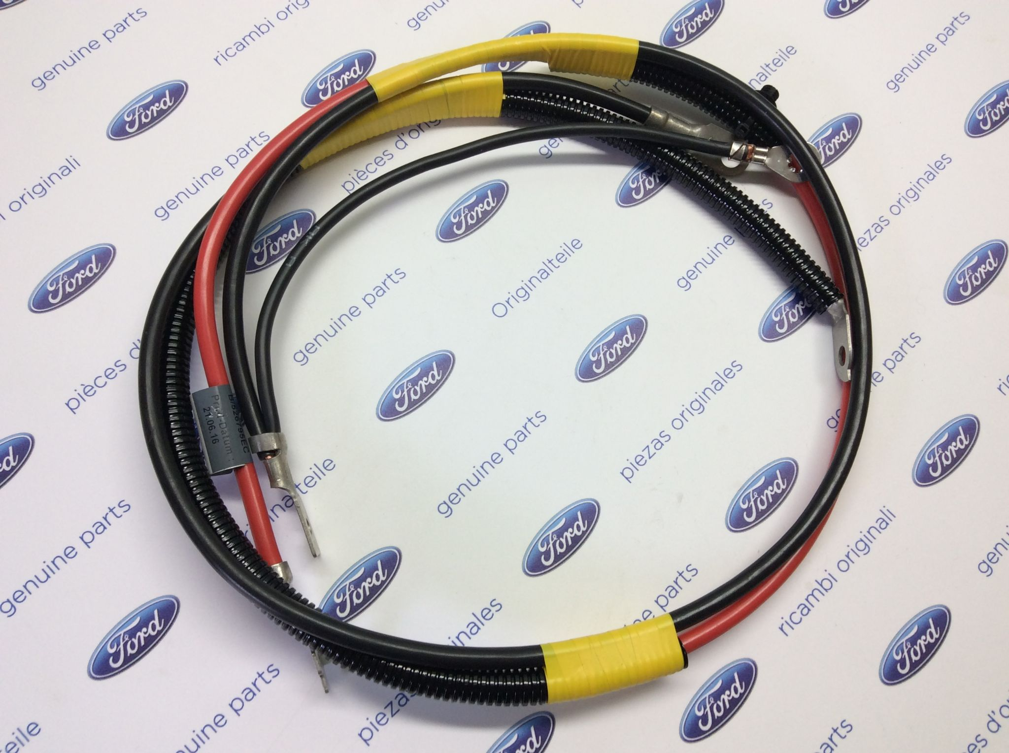 Home Mk3 New Parts Mechanical Ford Rs Turbo Sereis One Genuine Battery Cables